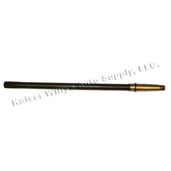 Rear Axle Shaft for Passenger & Drivers Side (RH & LH)  Fits  47-55 Jeepster & Station Wagon w/ Planar Suspension