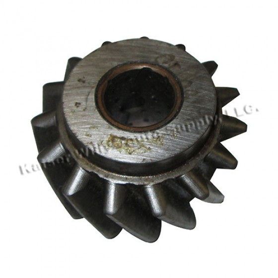 Transmission Reverse Idler Gear, 46-55 Jeepster, Station Wagon with T-96 Transmission