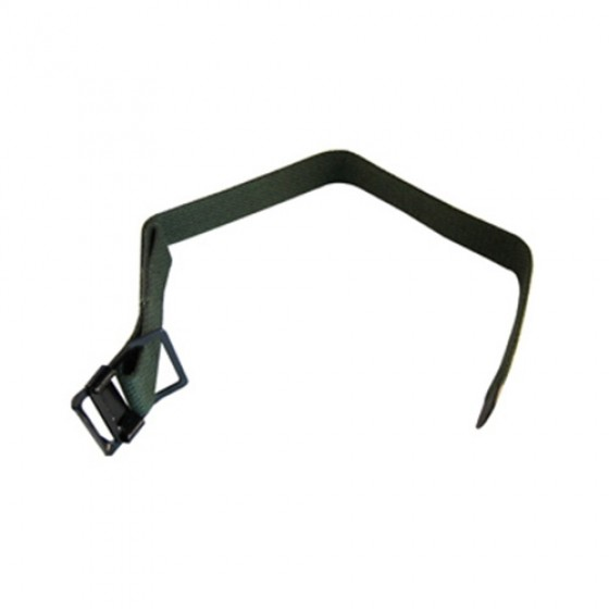 Windshield Hold Down Strap, Black, 41-64 MB, GPW, CJ-2A, 3A, 3B, M38