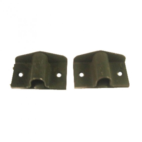 Lower Door Pivot Bracket Hinge, 41-71 Willys Jeep