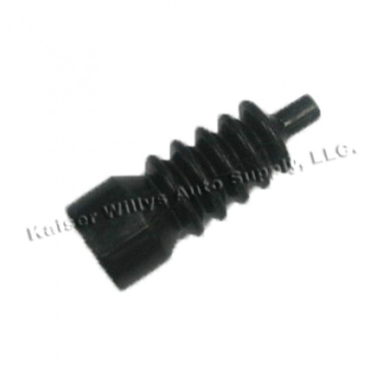 Clutch Cable Boot, 41-71 Willys Jeep