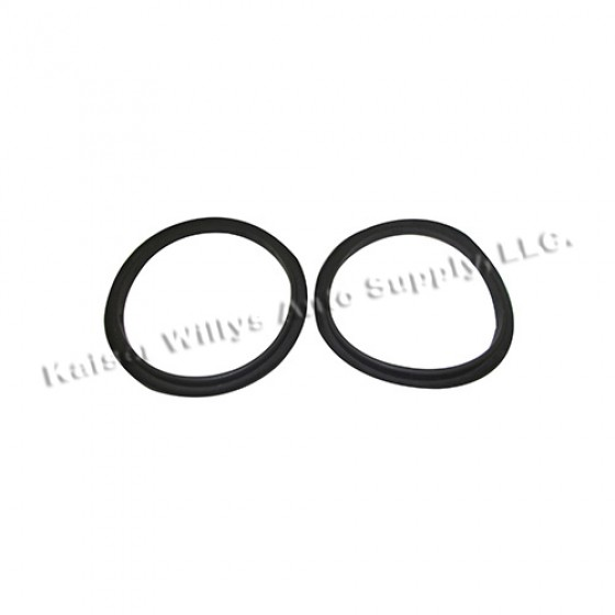 Tail Light Rubber Grommet for Drivers & Passenger Side, 41-45 Willys & JeepMB, GPW