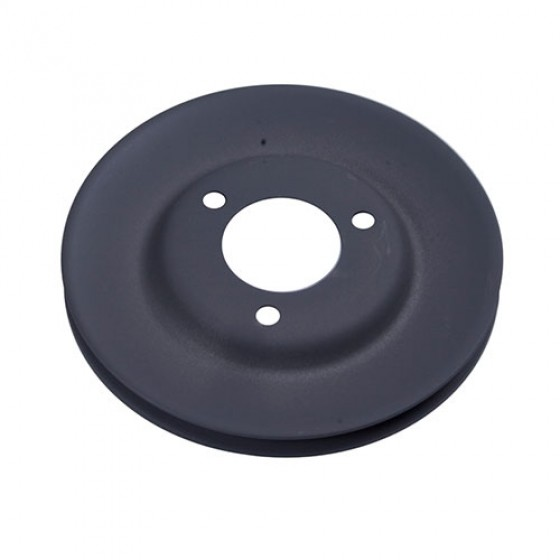 Crankshaft Pulley without AC, 76-86 CJ with 6 Cylinder