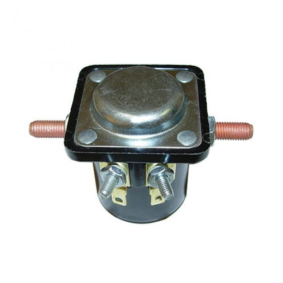 Starter Solenoid, 83-86 CJ with 4 Cylinder for Automatic Transmission