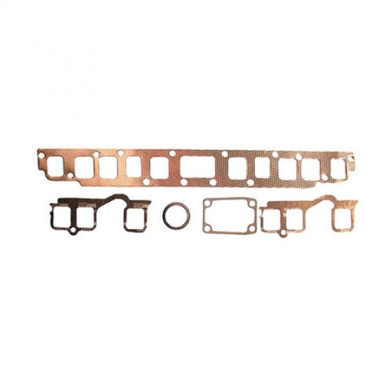 Manifold Gasket Set, 76-80 CJ with 6 Cylinder 232 258
