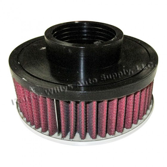 Dry Element Air Filter Fits  41-53 Jeep & Willys with Carter WO & WA1 carburetor