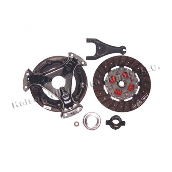 Clutch Kit Master in 10.50, 76-79 CJ with 6 or 8 Cylinder