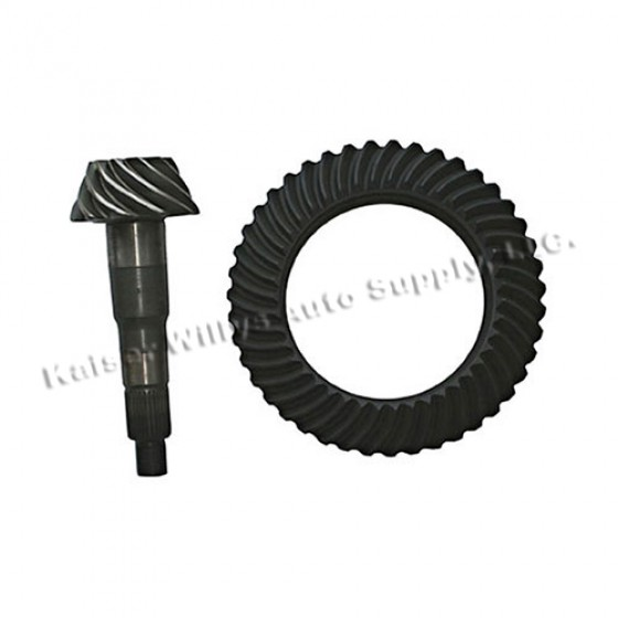 Ring and Pinion Kit with 5.38 Ratio, 86 CJ-7 with Rear Dana 44 with Flanged Axles
