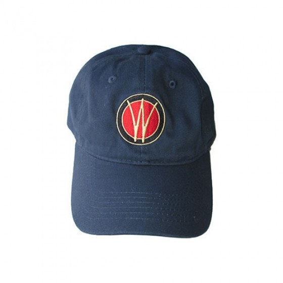 Willys Embroidered Hat, Navy, 41-71 Willys and Jeep