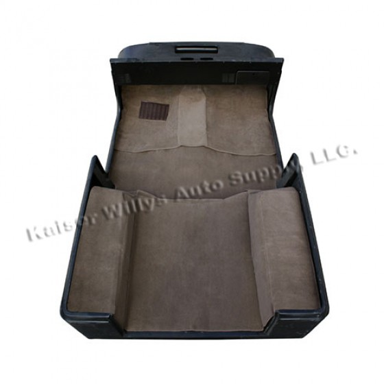 Deluxe Carpet Kit in Honey, 76-86 CJ-7