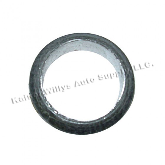 Exhaust Pipe Gasket, 76-86 CJ with 6 Cylinder 199 232 258