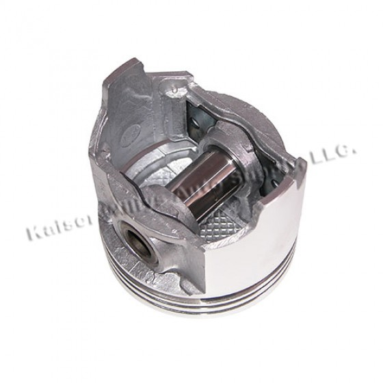 Piston with Pin in Standard, 76-78 CJ with 6 Cylinder 232 258