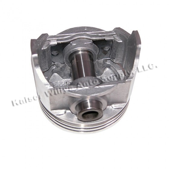 Piston with Pin in .030 Inch o.s., 76-78 CJ with 6 Cylinder 232 258