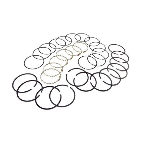 Piston Ring Set in .020 Inch o.s., 76-86 CJ with 6 Cylinder 199 232 258