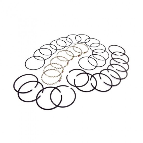 Piston Ring Set in Standard, 76-86 CJ with 6 Cylinder 199 232 258