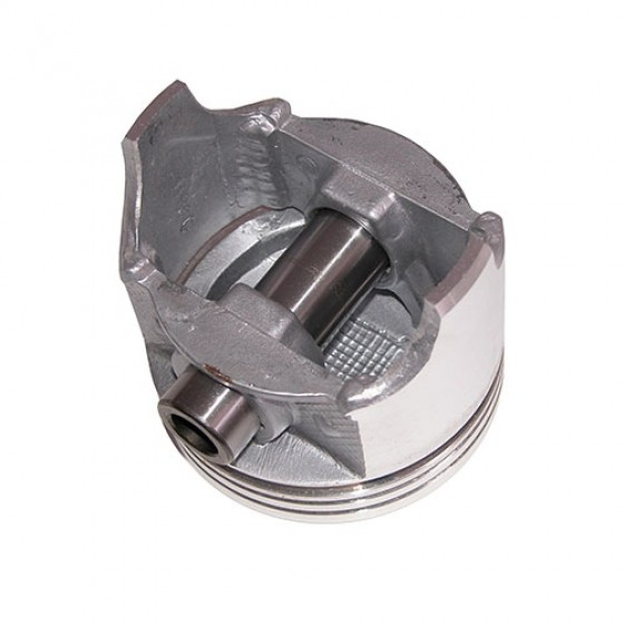Piston with Pin in .030 Inch o.s., 76-86 CJ with V8 304