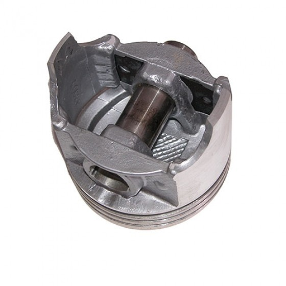 Piston with Pin in .020 Inch o.s., 76-78 CJ with 6 Cylinder 232 258