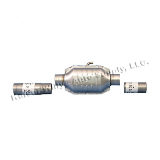 O. E. Catalytic Converter, without Air Tube, 79-83 CJ with 4.2L GM 151