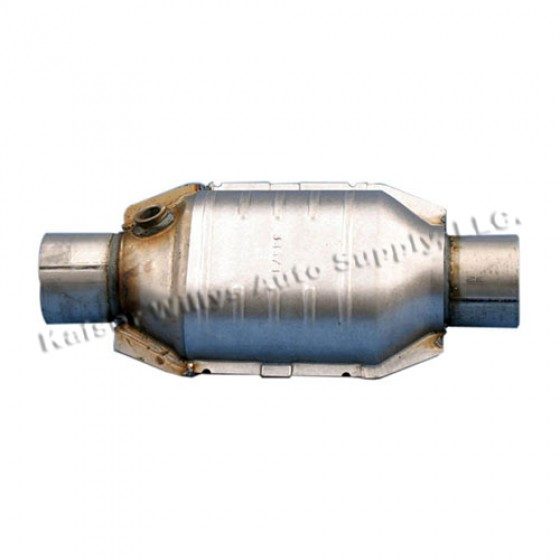 Catalytic Converter, 76-78 CJ with 6 Cylinder