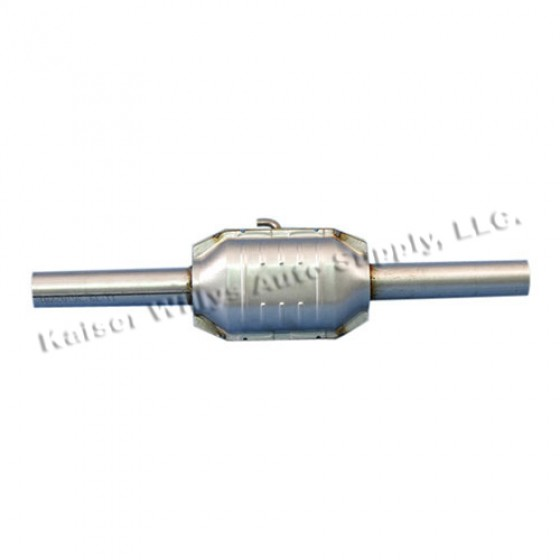 Catalytic Converter, 84-86 CJ with 2.5L 4 Cylinder