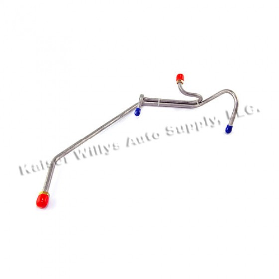 Fuel Line from Pump to Carburetor, 76-83 CJ-7 with V8