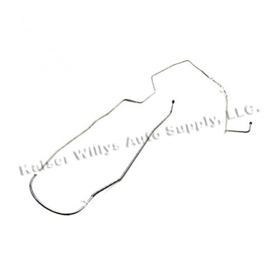 Fuel Line fromTank to Pump, 76-83 CJ-7 with V8