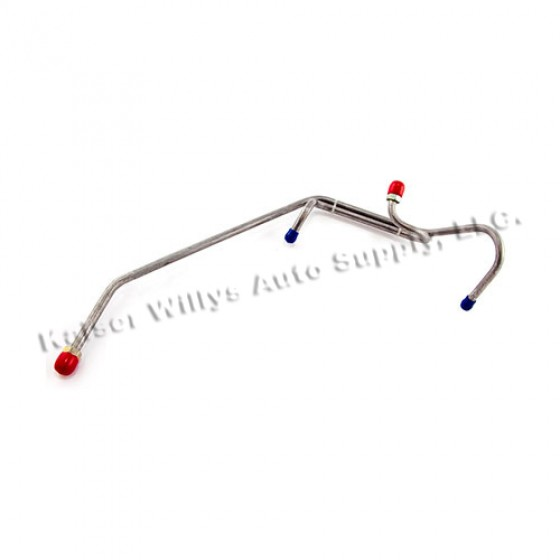 Fuel Line from Pump to Carburetor, 76-83 CJ-5 with 6 Cylinder