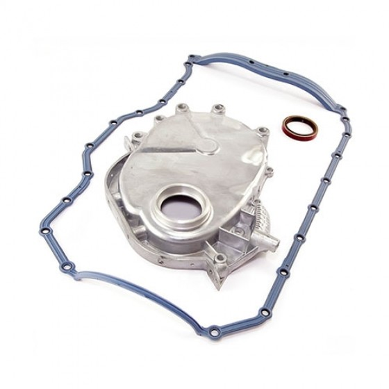 Timing Cover with Gasket, 83-86 CJ with 2.5L 4 Cylinder