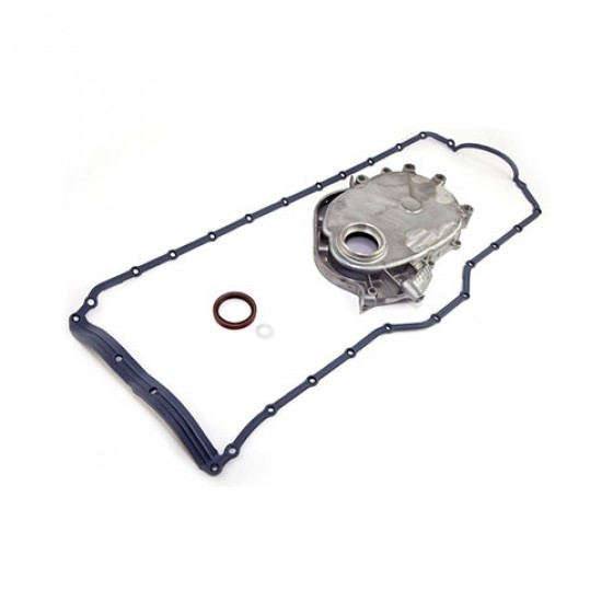 Timing Cover with Gasket, 76-86 CJ with 4.2L 6 Cylinder