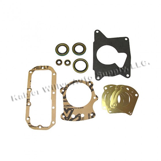 Transfer Case Gaskets and Oil Seals Kit, 80-86 CJ with Dana 300 Transfer Case