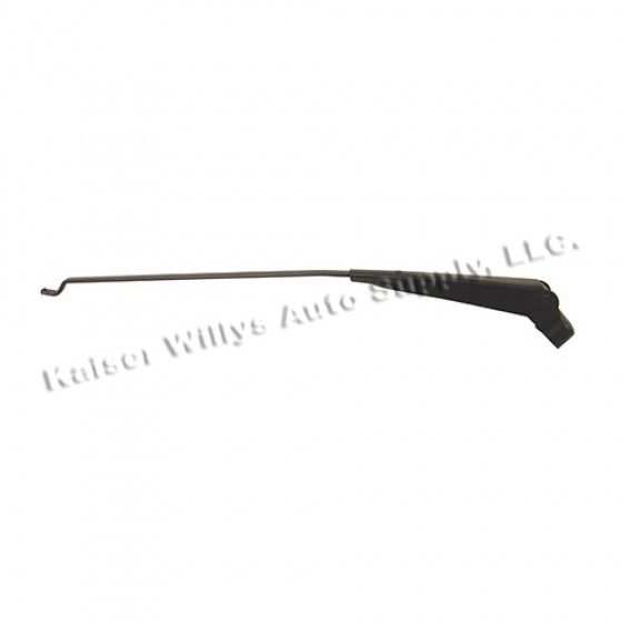 Black Windshield Wiper Arm, 76-86 CJ
