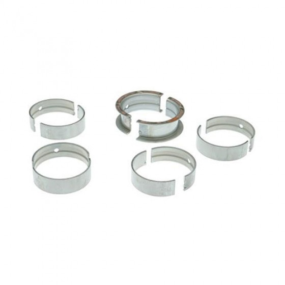"Main Bearing Set in .010"" o.s.,  Fits  76-86 CJ with V8 AMC 304 360"