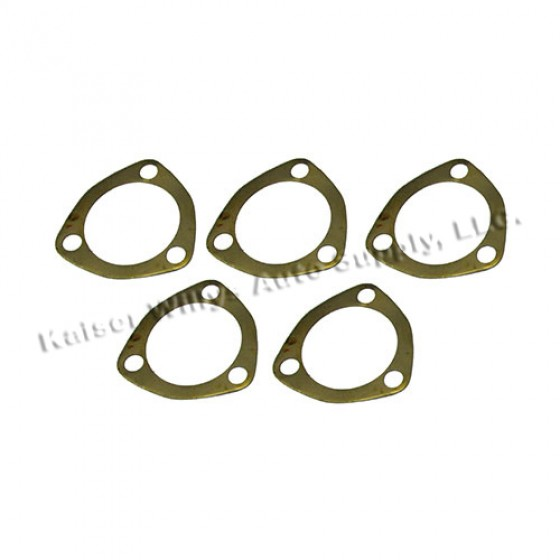 Steering Tube & Worm Gear Shim Pack, 46-64 Truck, Station Wagon, Jeepster