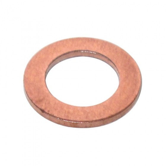 Engine Valve Side Cover Screw Gasket, 41-71 Jeep & Willys with 4-134 engine