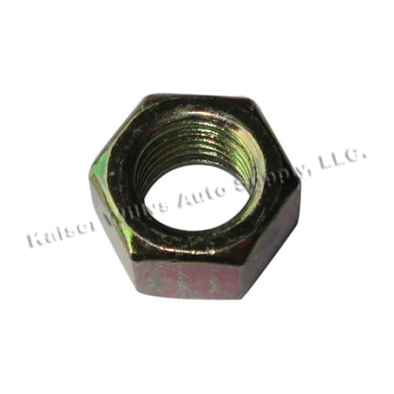 New King Pin Cap Stud Nut, 41-71 Jeep & Willys with 4-134 engine