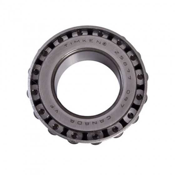 Transfercase Inner Rear Output Shaft Bearing Cone, 76-79 CJ with Rear AMC20