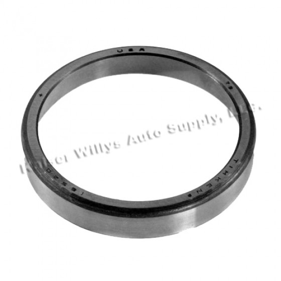 Front Wheel Bearing Cup, 41-66 Jeep & Willys with Dana 25 front