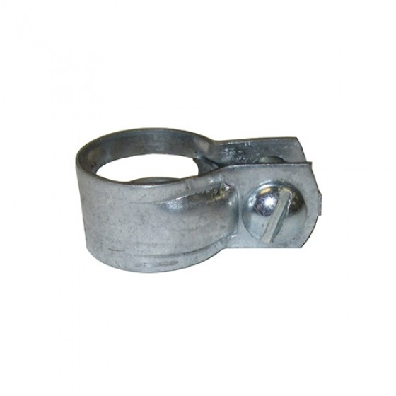 Crossover to Dipstick Hose Clamp, 41-53 Willys Jeep