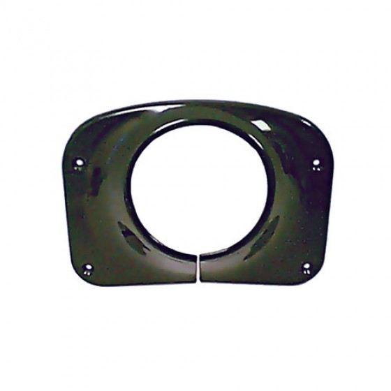 Steering Column Cover in Black, 76-86 CJ