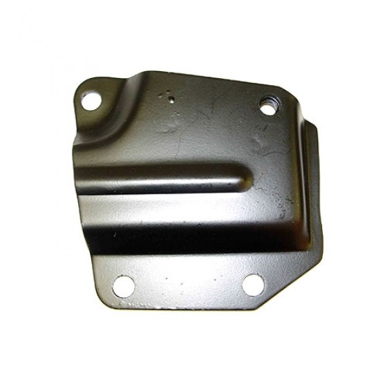Steering Box Mount Tie Plate, 76-86 CJ