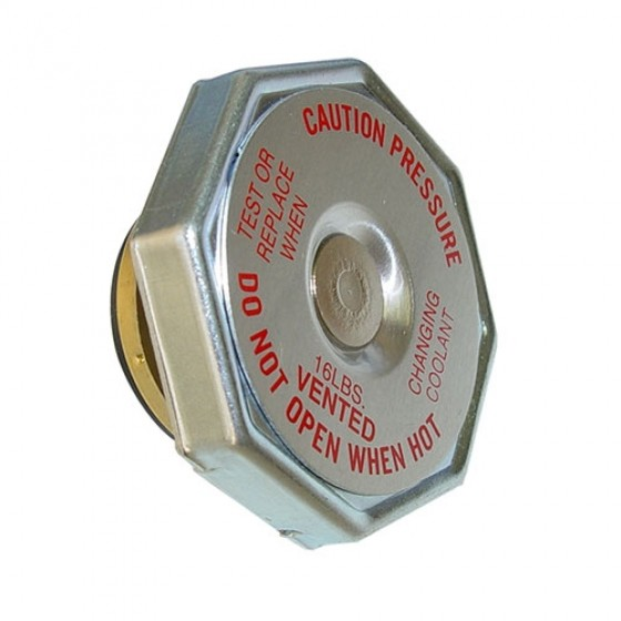 Radiator Cap, 76-86 CJ