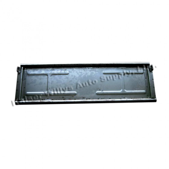 Steel Tailgate Assembly, 46-64 Willys Truck
