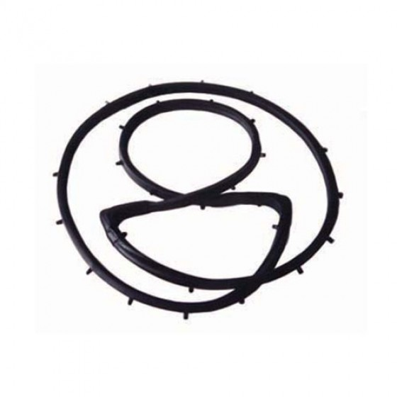 Liftgate Outer Glass Seal, 76-86 CJ-7