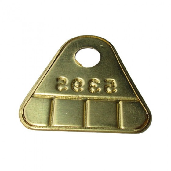 Carburetor Data Plate Tag, 41-49 MB, GPW, CJ-2A