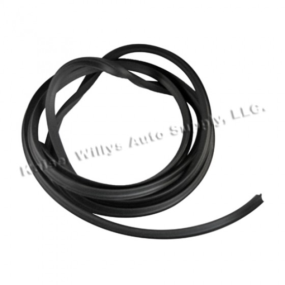 Tailgate to Body Weatherseal Kit, 46-64 Station Wagon