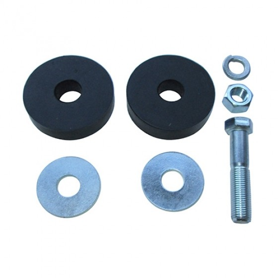 Grille Mount Bushing, (1 required) Fits 55-71 CJ-5, 6