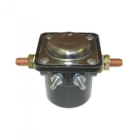 Starter Solenoid, 80-86 CJ with 6 or 8 Cylinders for Automatic Transmission