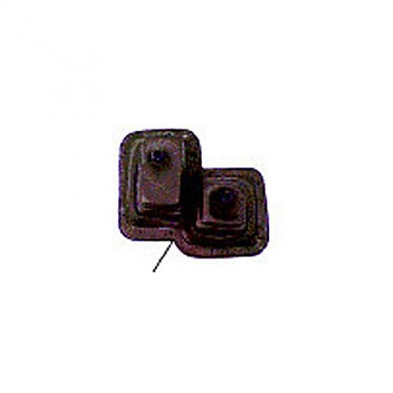 Transfer Case Double Nipple Shifter Boot, 80-86 CJ with Dana 300 Transfer Case