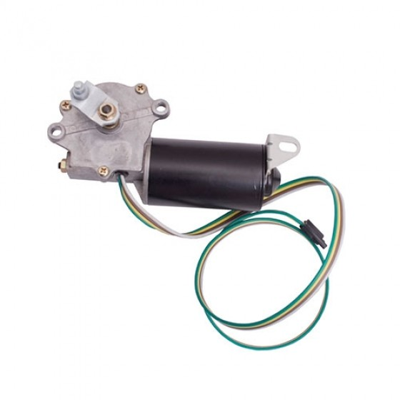Wiper Motor with 4 Wire Plug, 83-86 CJ