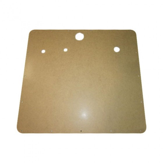 Early Style Interior Door Panel (2 required), 46-53 Truck, Station Wagon (Default)